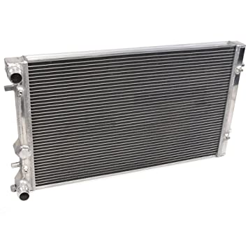 40mm TWIN CORE ALUMINIUM ENGINE RADIATOR FOR SKODA OCTAVIA 1.6 1.8 1.9 SDI TDI