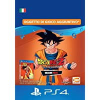 DRAGON BALL Z: KAKAROT Season Pass Season Pass | Codice download per PS4 - Account italiano