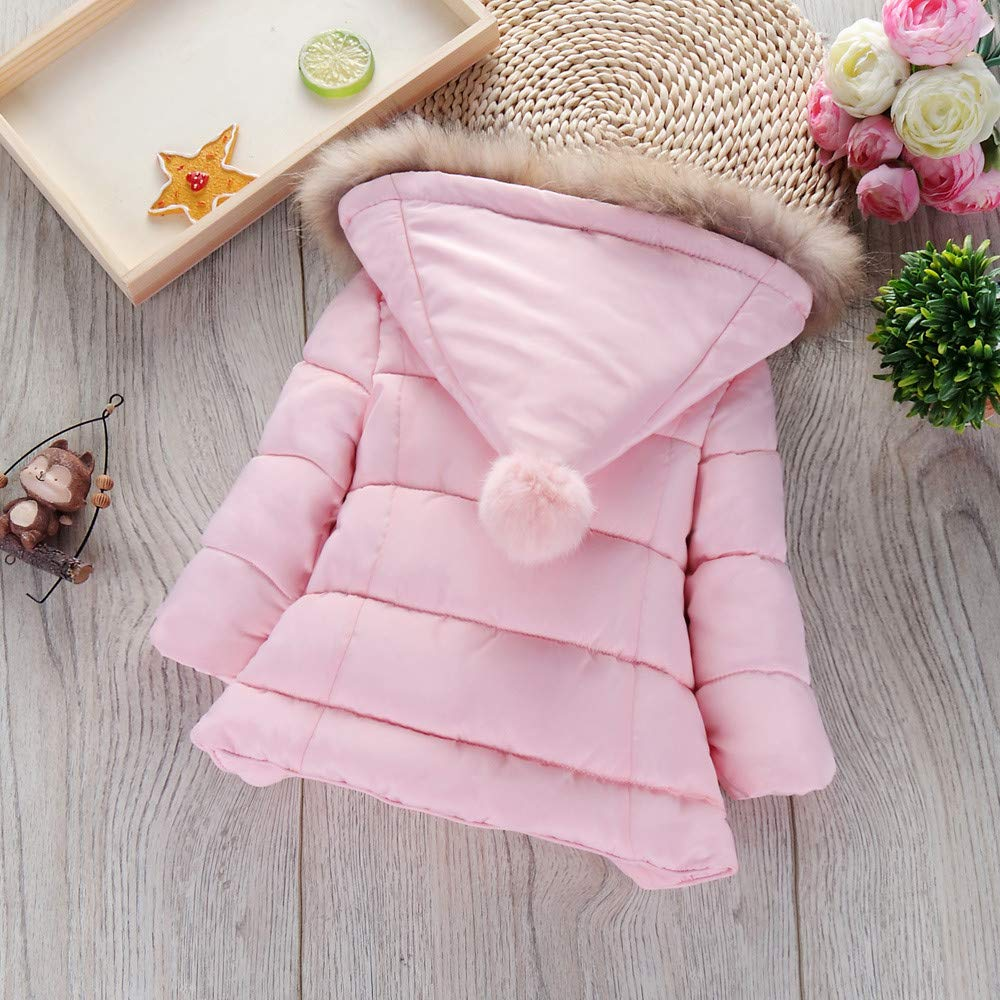 Lurryly Clothes for Girls Size 7-8 Rompers for Baby Girls Outfits for Women Gifts for Men❤,Clothes for Teens Jumpsuit for Girls Toddler Boy Clothes for Teen Girls,❤Pink❤,❤Age:3 Years ❤Label Size:110 by Lurryly (Image #4)