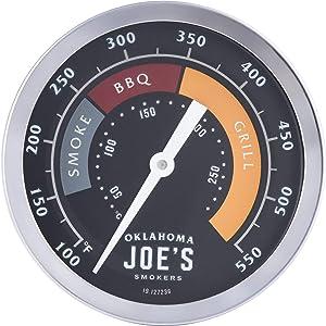 Oklahoma Joe's 3695528R06 Temperature Gauge