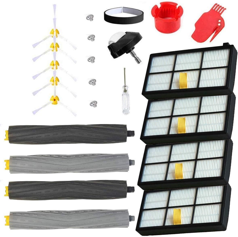 Kit de repuesto para iRobot Roomba 990 980 966 960 900 y 896 895 ...