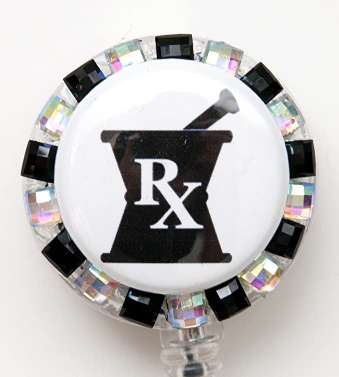 Amazon.com: Mortero y pilón (farmacéutico Rhinestone ...