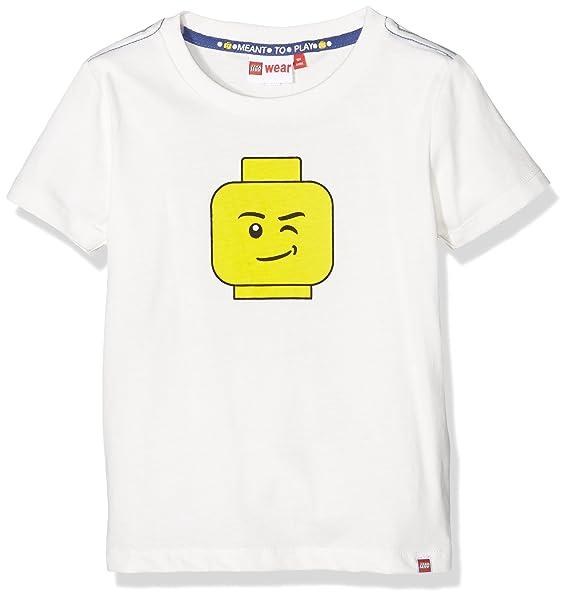 LEGO Wear Tony 710, Camiseta para Niños, Off White, 104: Amazon.es: Ropa y accesorios