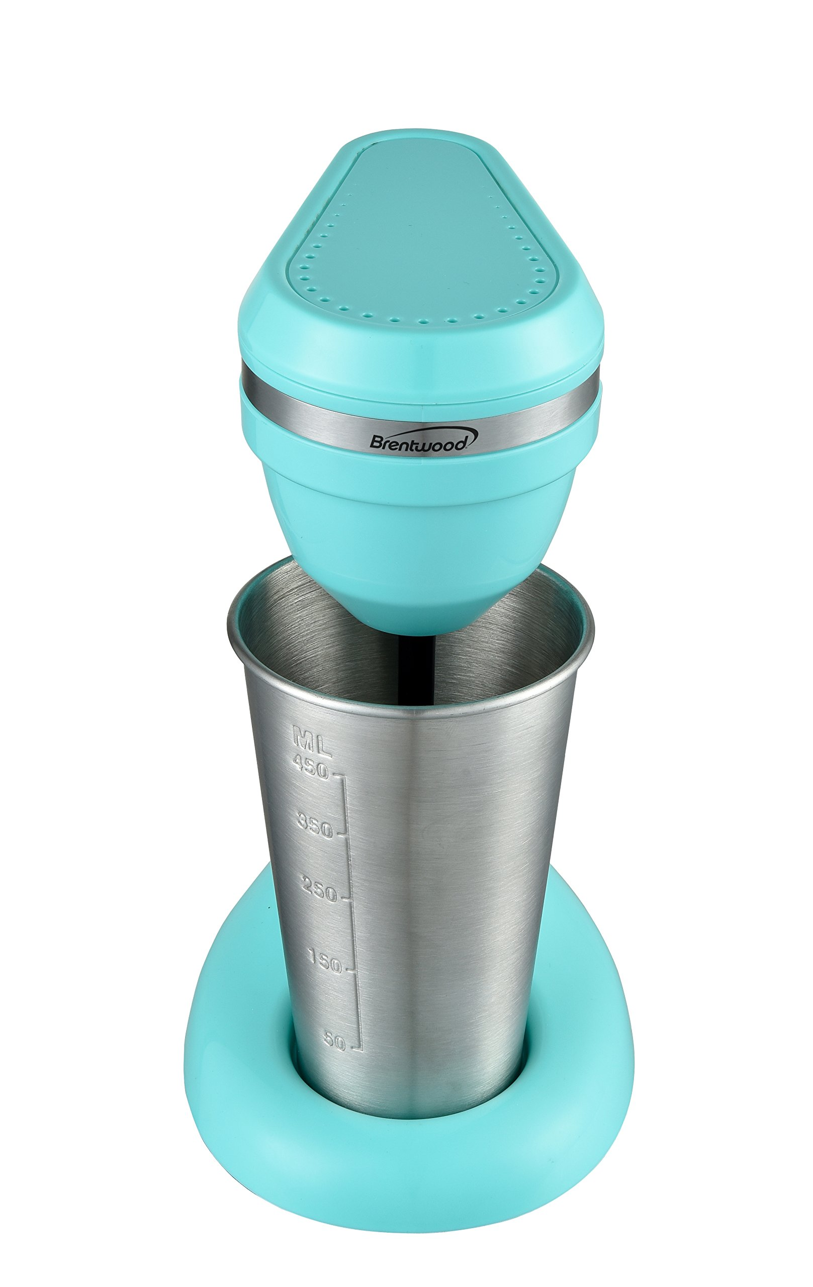 Brentwood SM-1200B Milkshake Maker, Small, Turquoise by Brentwood (Image #6)
