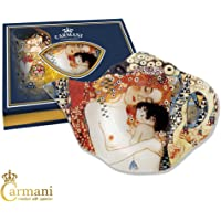 Carmani - Elegante Dish Holder Bolsa de té