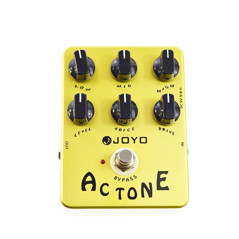 JOYO JF-37 - Pedal de efecto chorus para guitarra (batería zinc carbono)