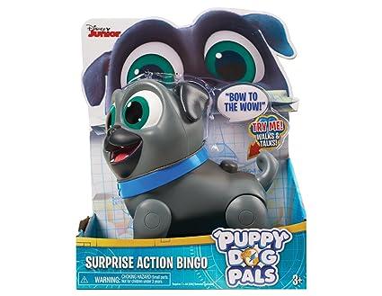 24dcc2564f7 Image Unavailable. Image not available for. Color  Puppy Dog Pals Surprise  Action Bingo