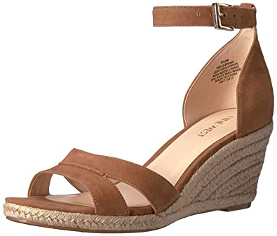 a4166450b4f Nine West Women's Jabrina Espadrille Wedge Sandal Natural 7 M US