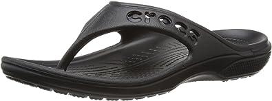 Crocs Baya Flip Strap Sandal