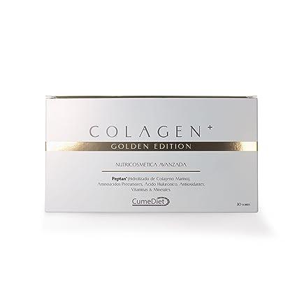 Colagen - Golden Edition - Clínica Golden - Complemento alimenticio a base de colágeno, plantas