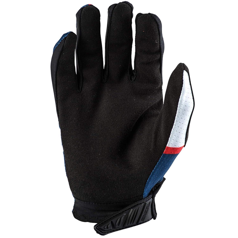 0391 Gr/ö/ße M Farbe Blau Rot ONeal Matrix Impact Multi Handschuhe Mountainbike Fahrrad Cross MTB DH FR Enduro Downhill Freeride