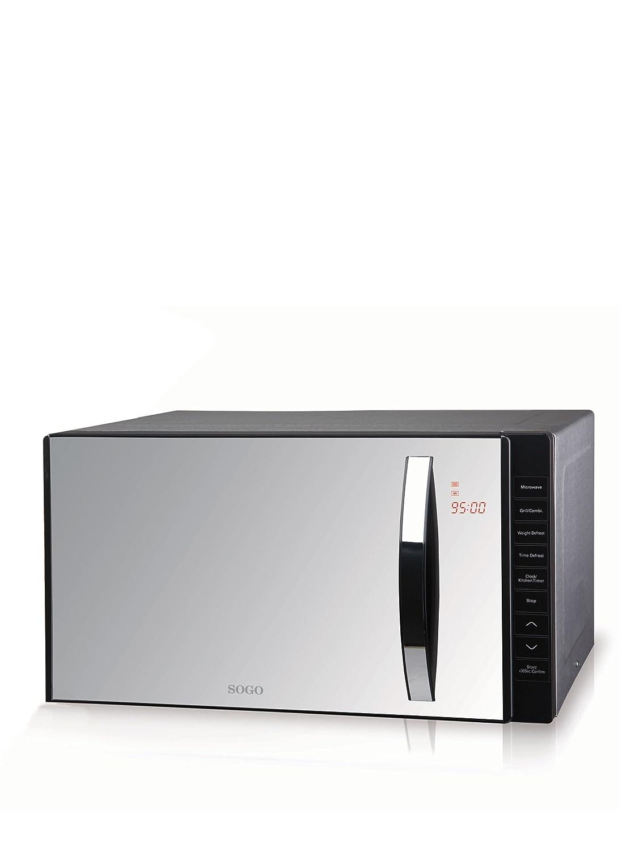 Sogo Microondas digital 23L Grill - 1000W: Amazon.es: Hogar