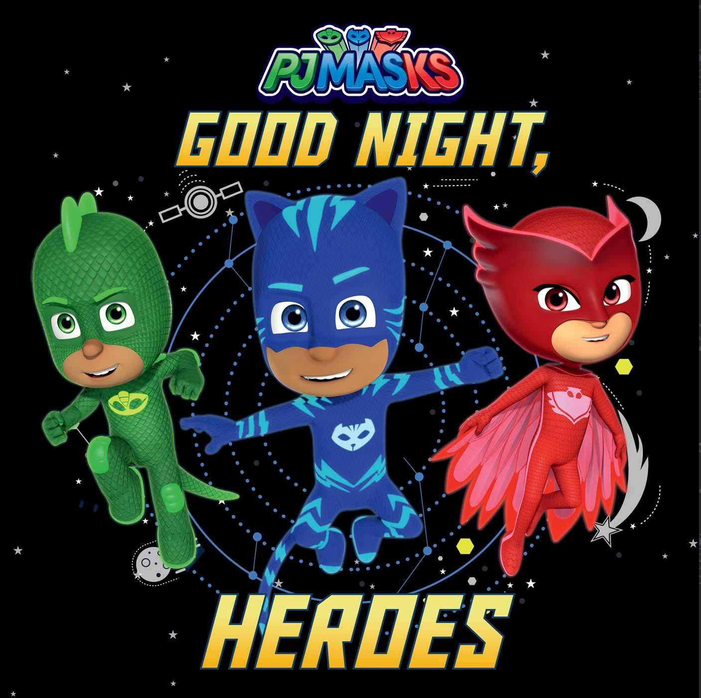 Good Night, Heroes (Pj Masks): Amazon.es: Testa, Maggie ...