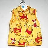 (ディズニー) Disney ディズニー ベスト ディズニーベビー子供服 ボアフリースベスト プーさん サイズ:80
