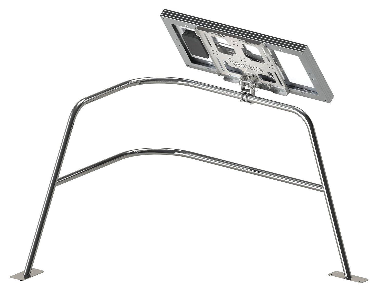 Fixation panneau unifix 20.1 wb - nautisme - balcon Uniteck