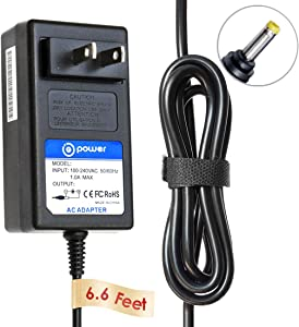 T POWER 31v Ac Dc Adapter Charger Compatible with HP PhotoSmart 2600 2610 2700 2710 OfficeJet Inkjet 2700 7200 7210 7300 7310 7400 7410 DeskJet 955C 959C Business Inkjet 1200d Power Supply