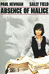 absence of malice movie summary