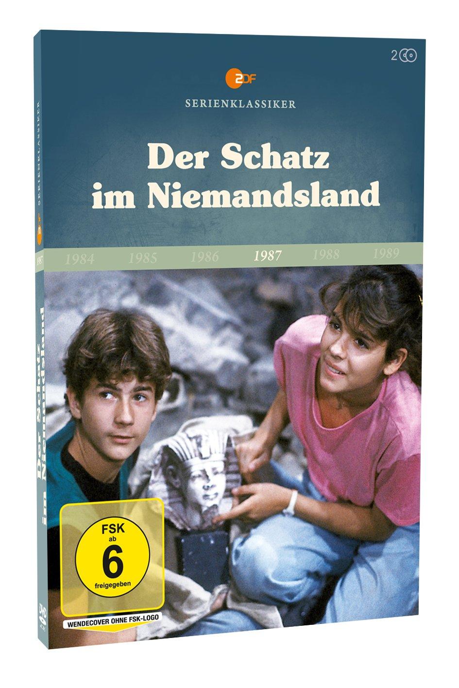 Der Schatz Im Niemandsland Die Komplette Serie 2 Dvds Zdf