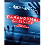 Paranormal Activity 6-Movie Collection [Blu-ray]