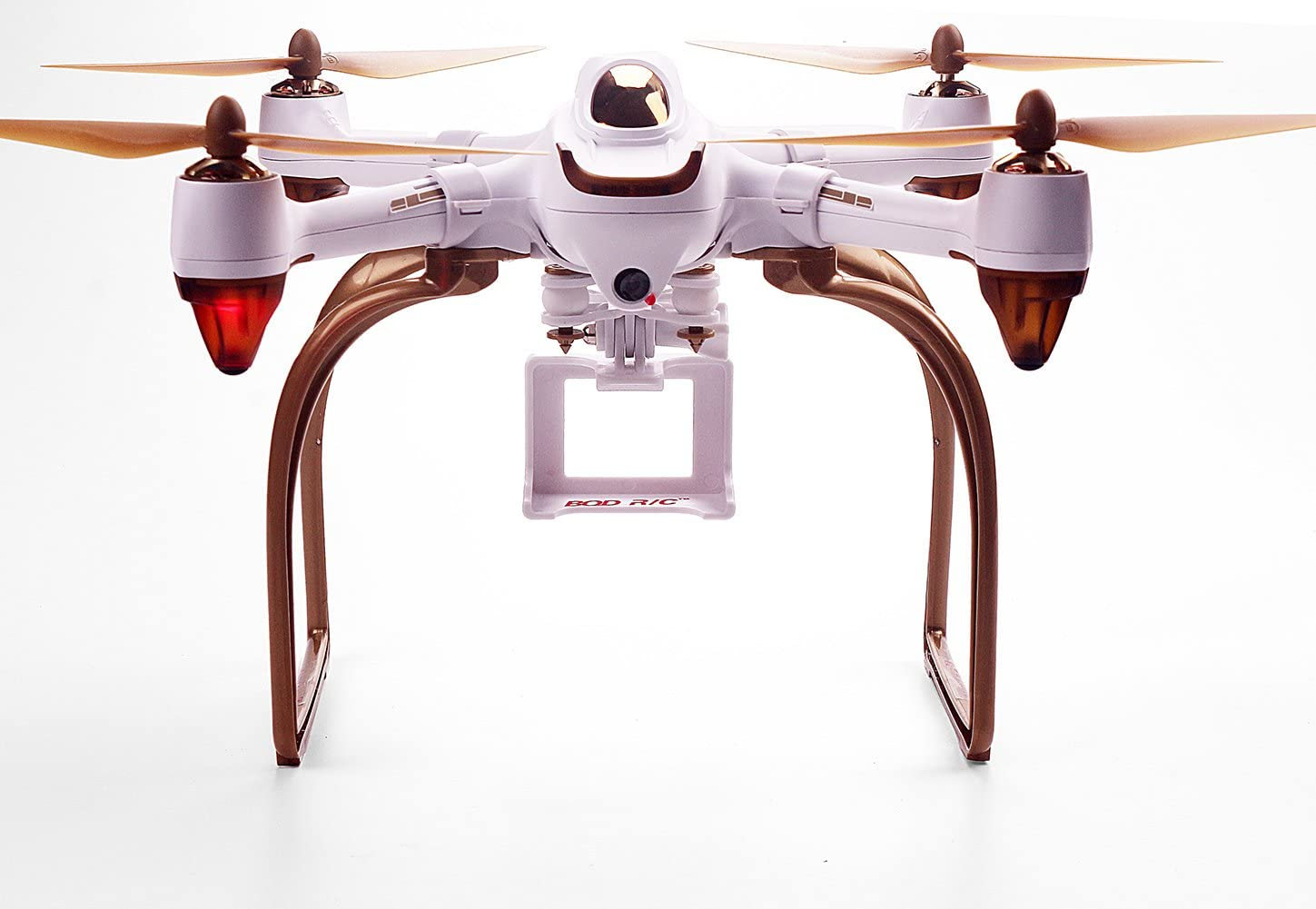 BTG Compatible with H501S Quadcopter-Upgrade Extended Landing Gear and Camera Holder with Gimbal Kit Color: Golden