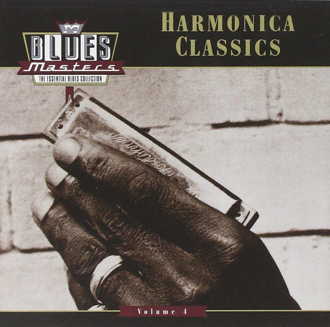 Blues Masters, Vol. 4: Harmonica Classics