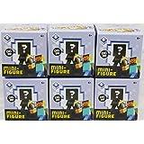Bundle of 6: Minecraft Ice Series Blind Box Mini-Figure Series 5