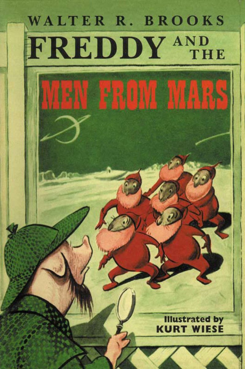 Freddy and the Men from Mars (Freddy and the Pig) pdf epub