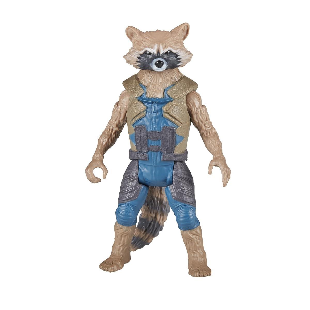 Marvel Avengers: Infinity War Rocket Raccoon & Groot with Infinity Stone