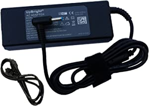 UpBright 19.5V 3.33A 65W AC/DC Adapter Compatible with HP 15-N013 15-ab010nr 15-af030ca 15-f271wm 15-f271 15-f272wm 15-f272 15-f337nr 15-f337 15-ba018wm Pavilion AR58125 Laptop Power Supply Charger