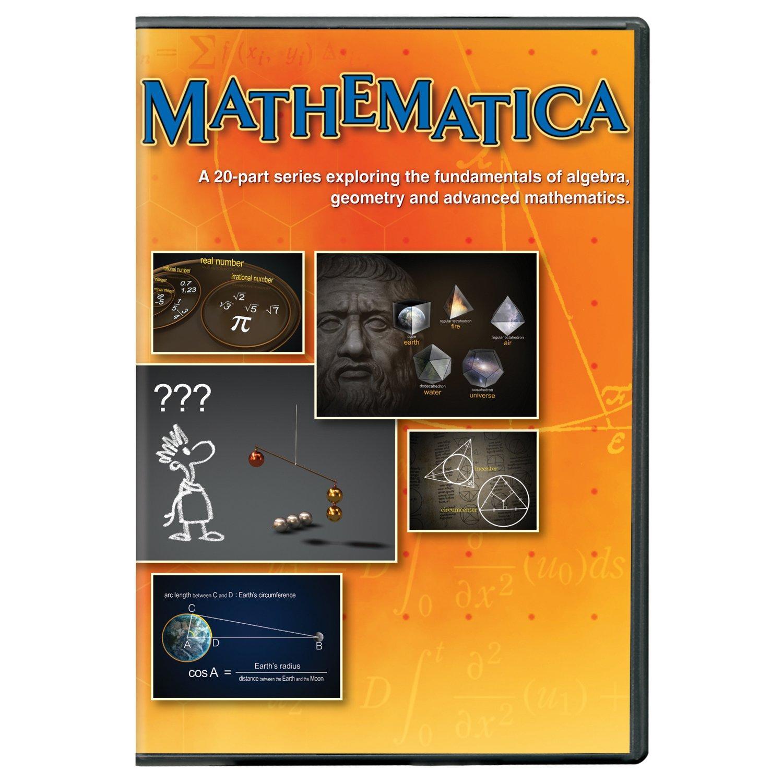 DVD : Mathematica (DVD)