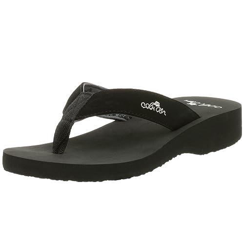 8ca1417a0 Cobian Jump Jr. Youth Boys Sandal Flip Flops Footwear - Black   Size 9