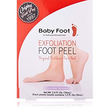 Baby Foot Original Baby Foot Peel, Lavender Scented, 2.4 fl. oz.