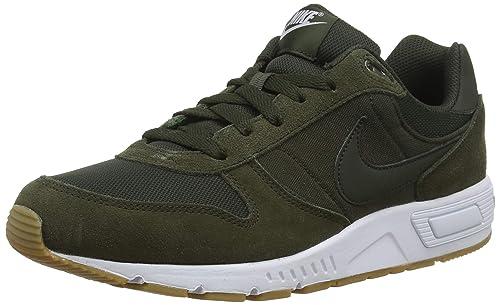 2nike zapatillas hombres verde