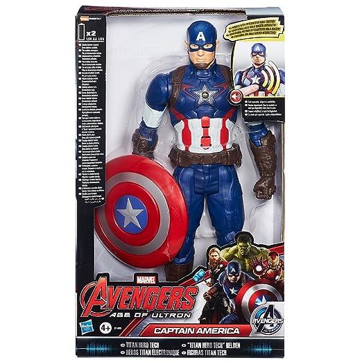 235 opinioni per Avengers- Captain America Personaggio Elettronico