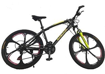All-Bikes Bicicleta de montaña estili Urban,Mountainbike, BTT ...