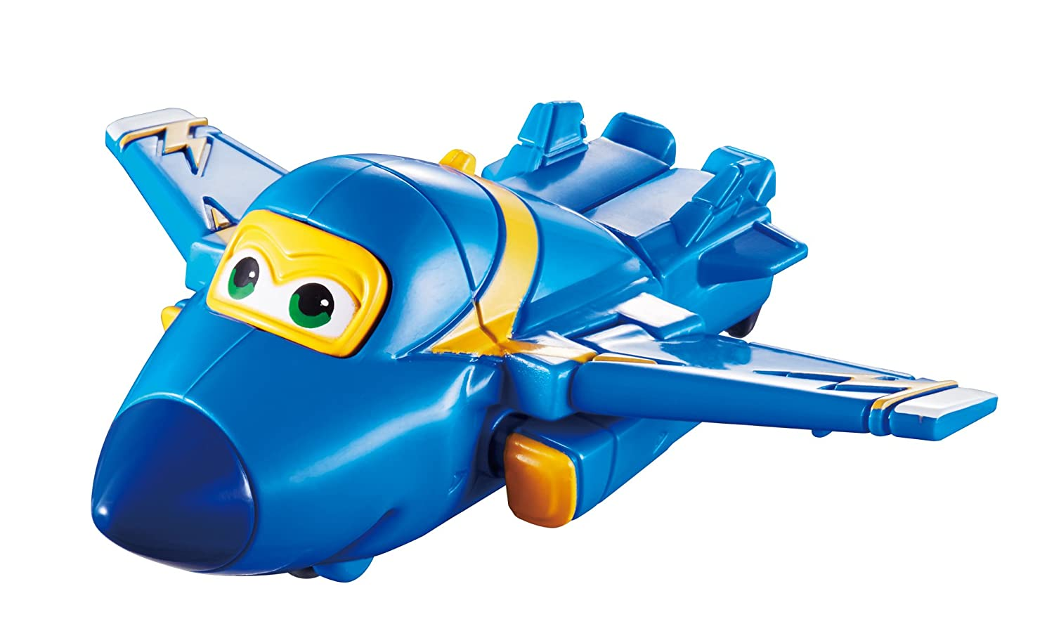 """Super Wings Transform-a-Bots World Airport Crew Collectors Value Pack – 2"""" Scale"""