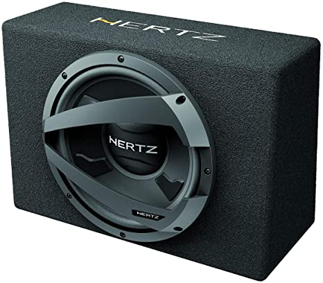 Hertz DBX 25.3 600 Watt 25 cm Car Subwoofer Bass Box Bass Box