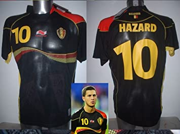 purchase cheap c3e88 8cbb7 Belgium Burrda Adult XL XXL Eden Hazard BNWT New Shirt ...