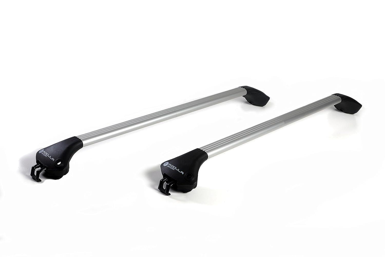 Barre portatutto Portapacchi Telescopiche Modula Fiat Panda 4x4 dal 2012