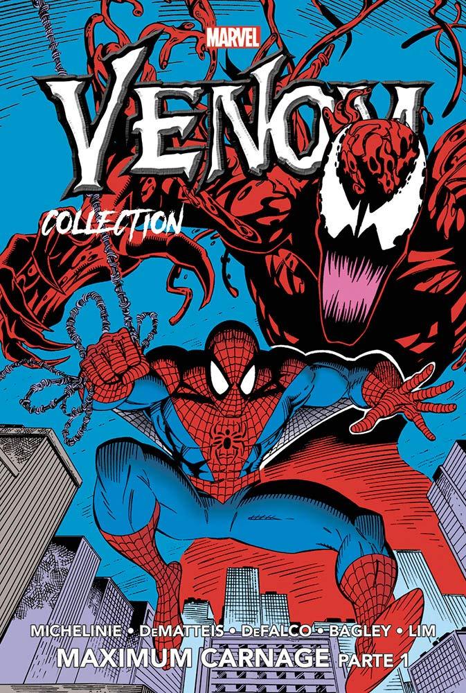 Venom collection. Maximum carnage. Parte 1 Vol. 3 Marvel ...
