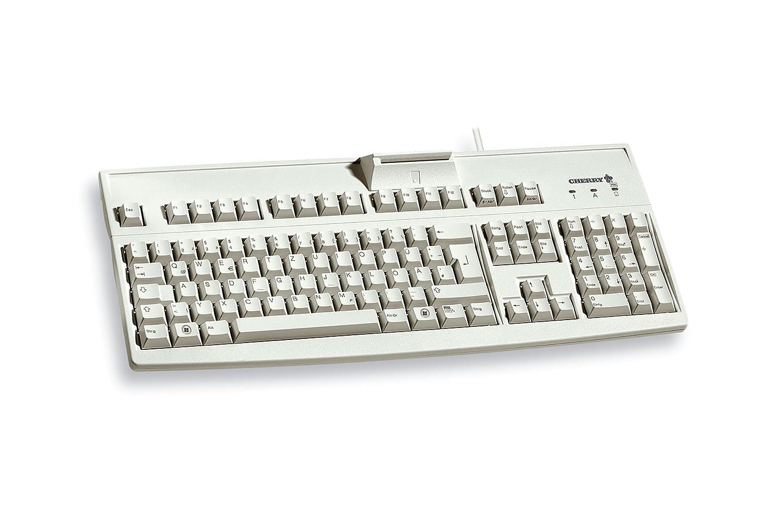 Cherry Smartboard G83 6744 Tastatur Usb Hellgrau Folientastaturen Foil Keyboard On Circuit Board Computer Zubehr