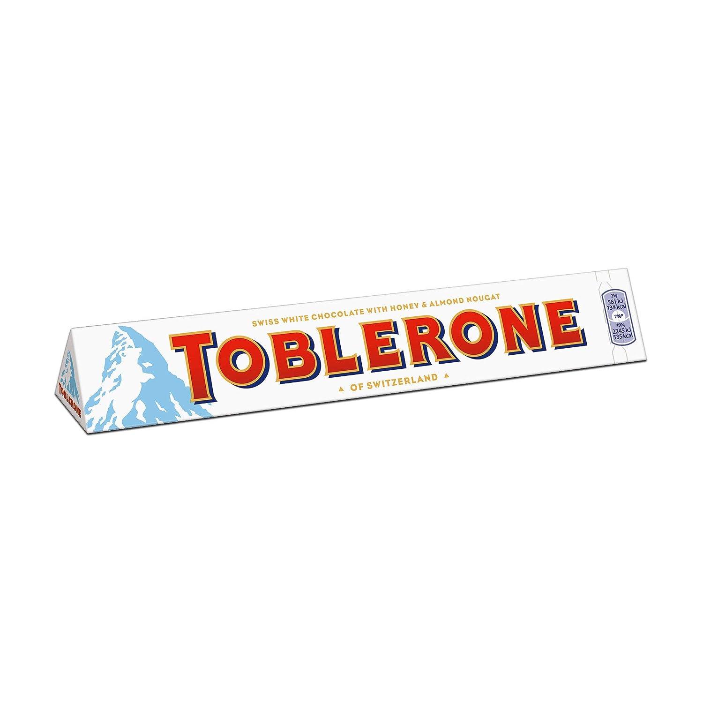 Toblerone White Chocolate Bar Large 360 G