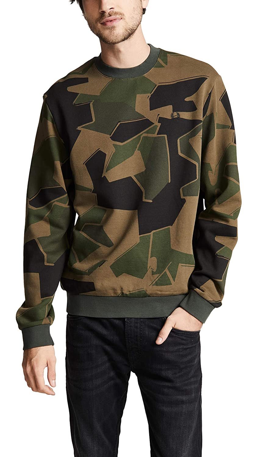 FROT Perry Men's Arktis Camo Sweatshirt