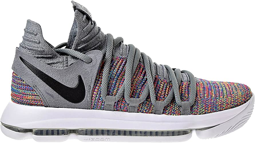 prometedor plan de ventas Faial  Amazon.com | Nike Zoom KD 10 Men's Baseball Shoes Multicolor/Cool Gray  897815-900 (11 D(M) US) | Basketball