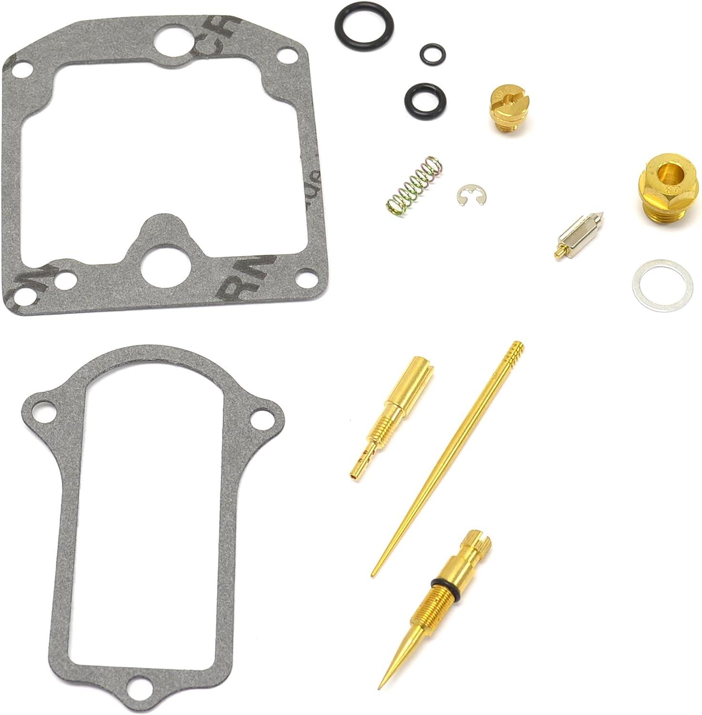 Kawasaki KZ1000 77-80 Carburetor Carb Repair Rebuild Jet Seal Kit by Niche Cycle Supply