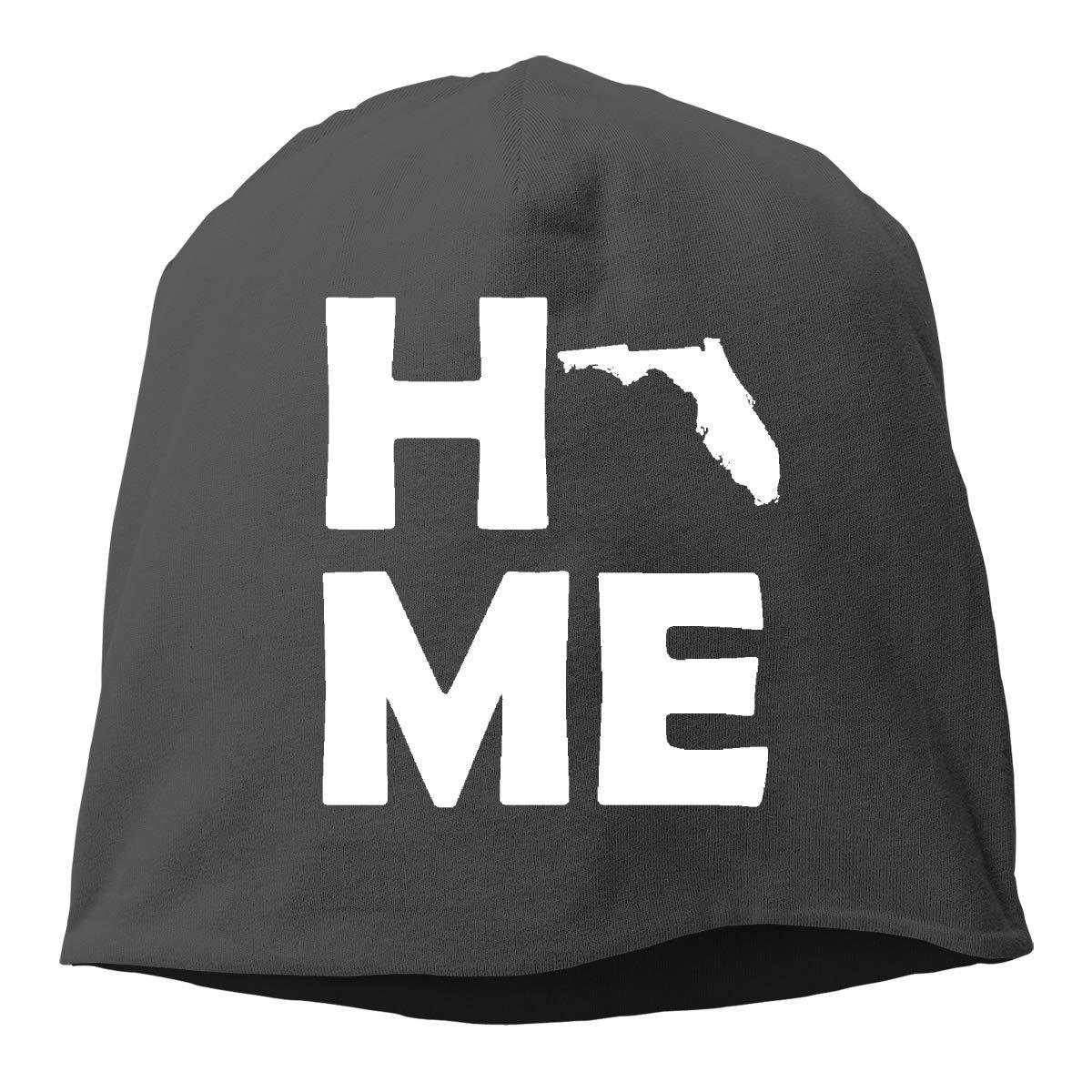 Florida Home Unisex Knitted Hat Beanie Hat Warm Hats Skull Cap Beanie Hat