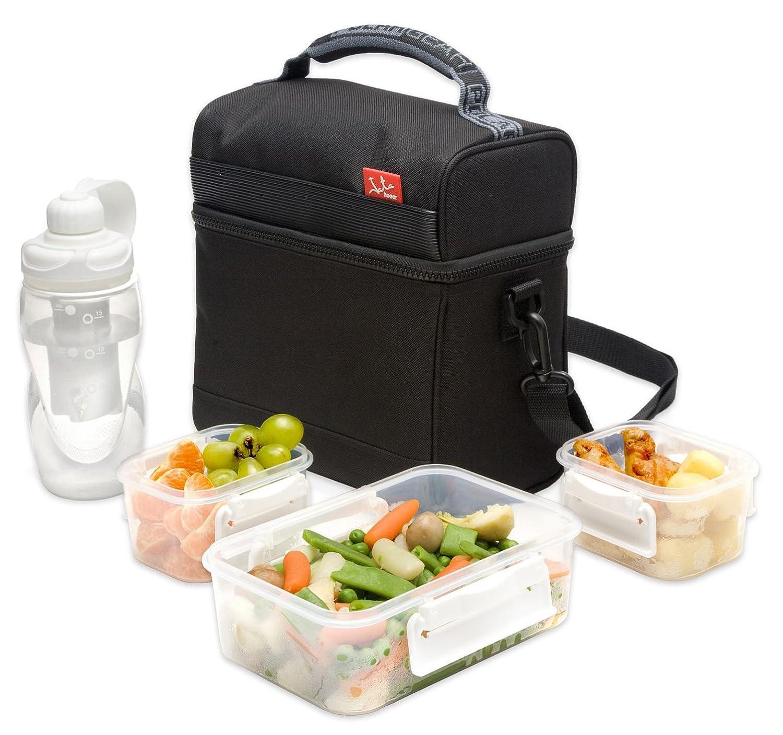Jata Hogar 910 Thermal Lunch Box 22 X 12 X 23 Cm Amazoncouk