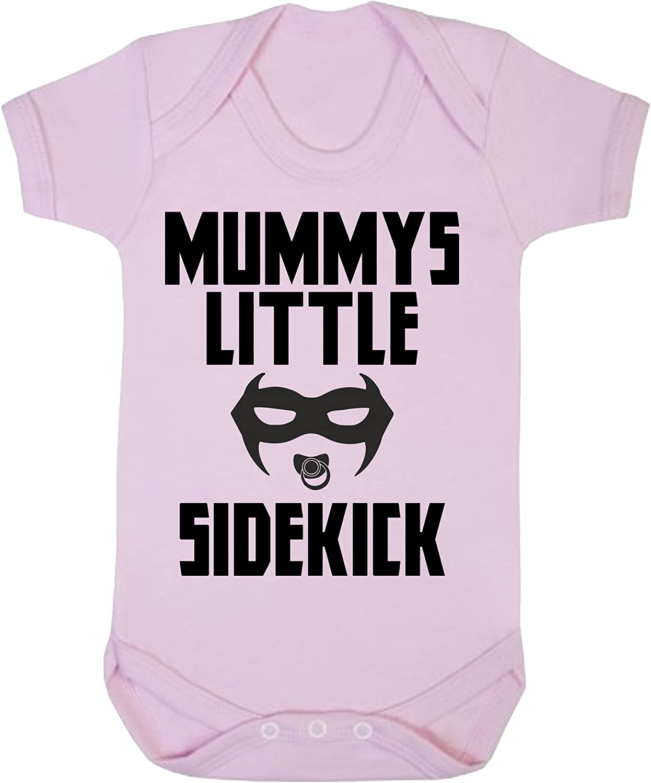 Reality Glitch Mommys Little Sidekick Babygrow