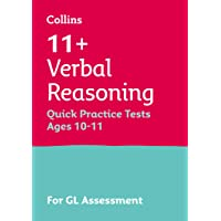 11+ Verbal Reasoning Quick Practice Tests Age 10-11 (Year 6): For the 2021 Gl Assessment Tests