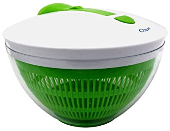 Ozeri Swiss Designed FRESHSPIN Salad Spinner
